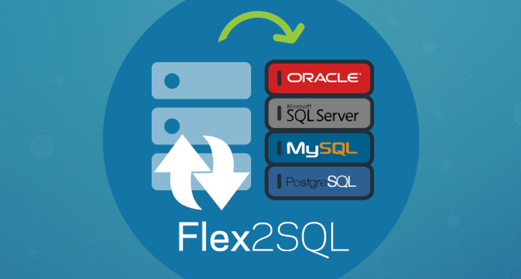 New Flex2SQL 14 1 Build Adds Support for MS SQL Server 2016